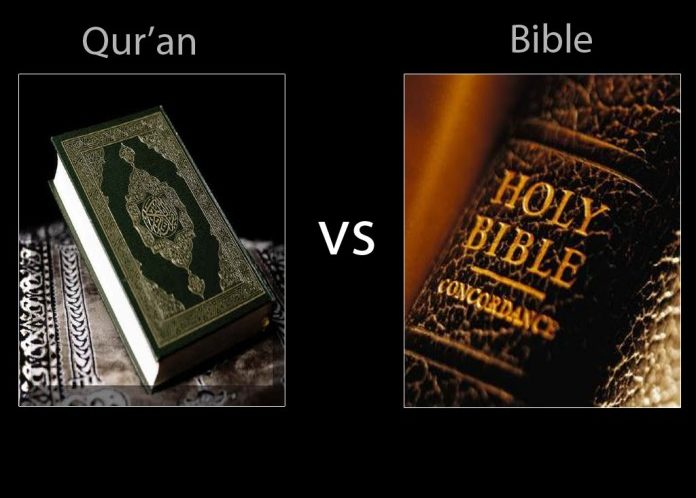 Disa dallime ndërmjet Biblës dhe Kuranit