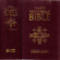 Bibla neper kohera: tekste dhe versione