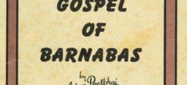 Historia e Ungjillit te Barnabait